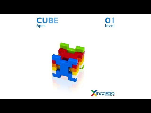 INCASTRO | Level 1 | Cube