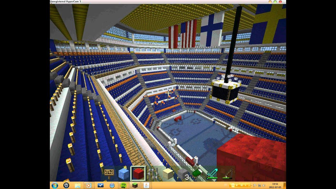 EcoCityCraft Hockey League. | EcoCityCraft | Minecraft ...