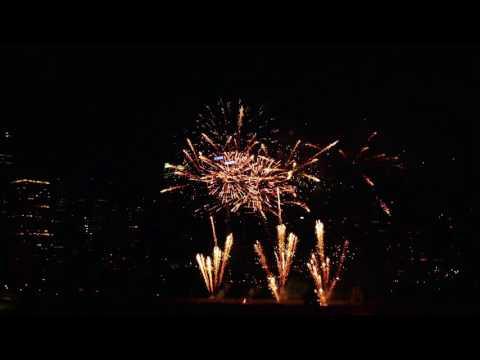 Calgary Canada Day Fireworks 2016