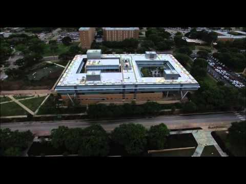 Aerial Tour of the University of North Texas at Denton