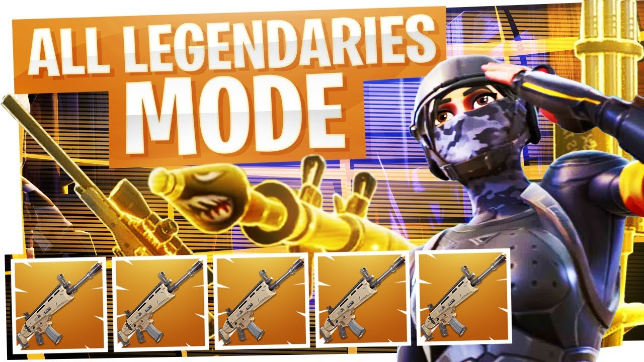 Fortnite all modes