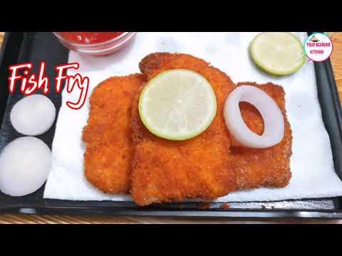 KFC Fish Fry Recipe  Easy Fish Fry Recipe    Fish Fry    Fish Steak