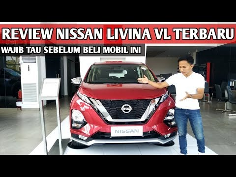 Nissan Livina VL Terbaru
