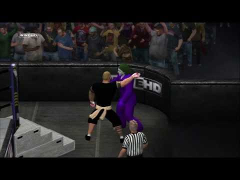 WWE 2012 : Last Man Standing (Extreme Rules) (HD)