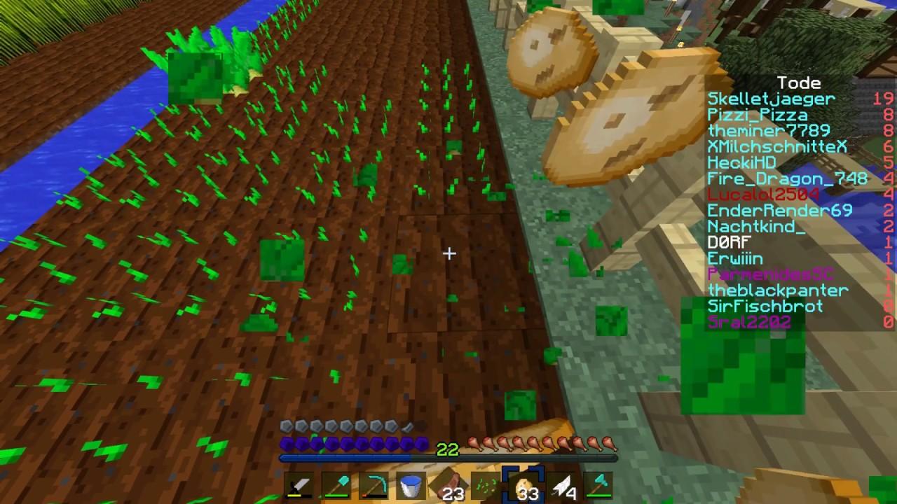 minecraft kühe