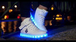 e3475b8477bb LED Shoes - LEDFASHION™ dance video  2