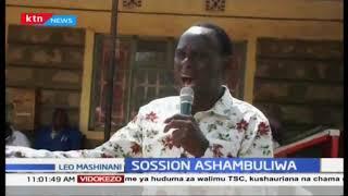 \'You should not continue misleading teachers\' Victor Munyaka amlaumu Sossion kuhusu mgomo