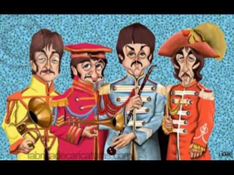 """los Barbaros """"Adios John ,Paul, George y Ringo"""""""