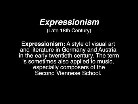 Impressionism Music Overview