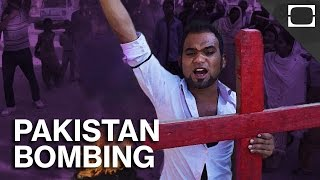 Pakistani Taliban Attacks Christian Churches