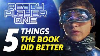 Ready Player One: 5 Major Things The Book Did Better streaming