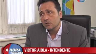 VICTOR AIOLA   REUNION CON PRODUCTORES PORCINOS