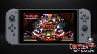 Stern Pinball Arcade - Nintendo Switch