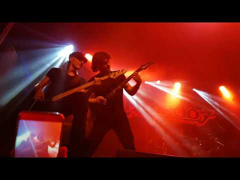 Rhapsody - Land of Immortals (11/01/2018 Palermo Groove, Buenos Aires, Argentina)