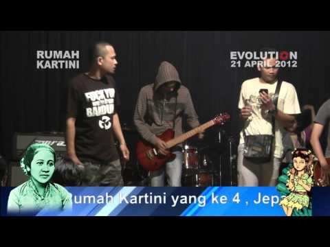 Atur Aku Tribute to Puppen at Rumah Kartini 21 April 2012