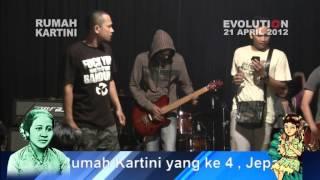 Atur Aku Tribute to Puppen at Rumah Kartini 21 April 2012