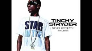 Tinchy Stryder ft. Amelle - Never Leave You
