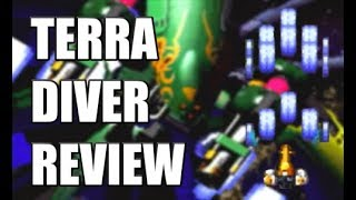 SOUKYUGURENTAI (TERRA DIVER) REVIEW - RETRO GAMING ARTS