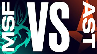 MSF vs. AST - Week 2 Day 2 | LEC Summer Split | Misfits Gaming vs. Astralis (2021)
