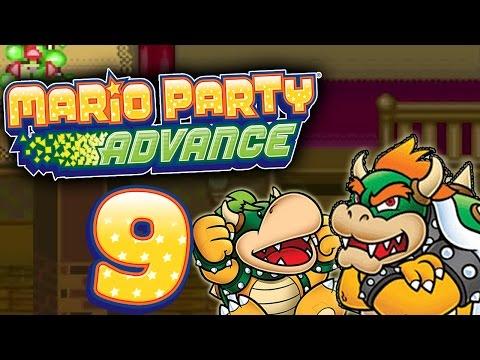 Let's Play Mario Party Advance Part 9: Bowser besser als Manuel Neuer?