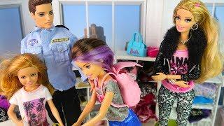 ПЛОХАЯ ПОДРУГА Мультик Куклы #Барби Игрушки Игры Для девочек Про школу IkuklaTV