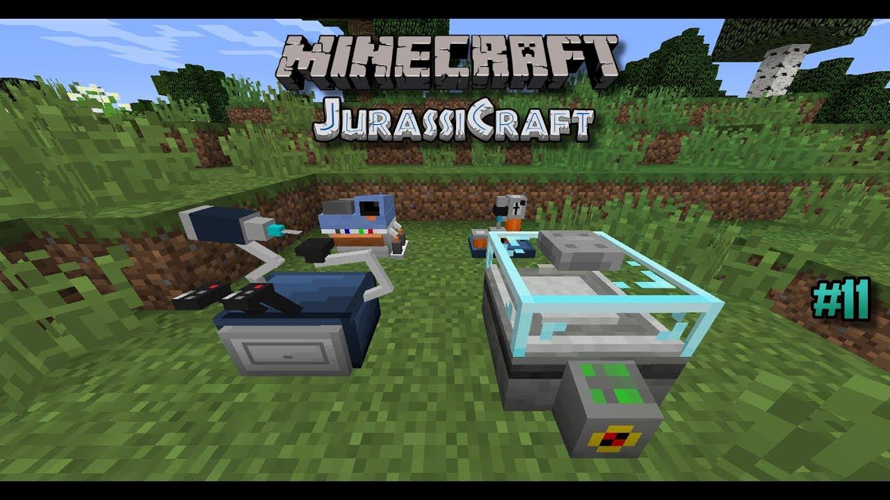Minecraft Jurassicraft Mod – HD Wallpapers