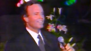 Julio Iglesias - Agua dulce, agua sala, 1995 [ Recovered VHS ]