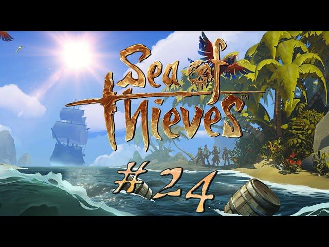 Ich hab dir was in den Mund gesteckt - Sea of Thieves #24 (mit Yushina, Sygro, WayoNaise)