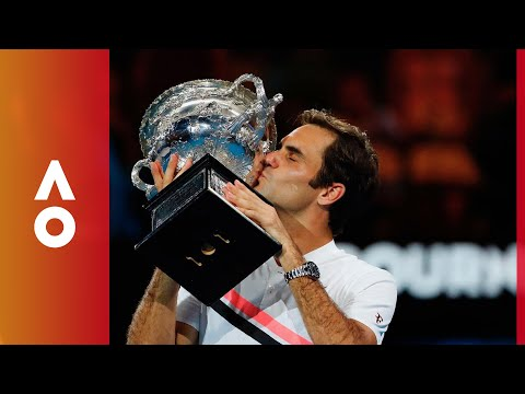Federer's emotional journey to a 20th championship | Australian Open 2018