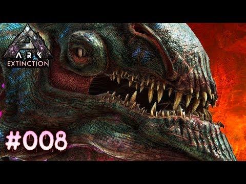 ARK Extinction #008 TITAN CAVE   Deutsch