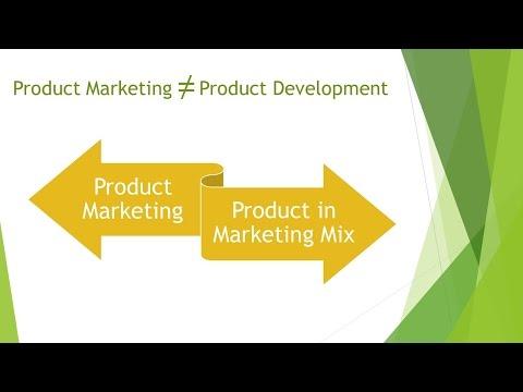 Marketing Mix: Product Strategy