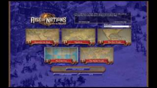 Lets Play Rise of Nations: Thrones and Patriots - Cold War Part. 1