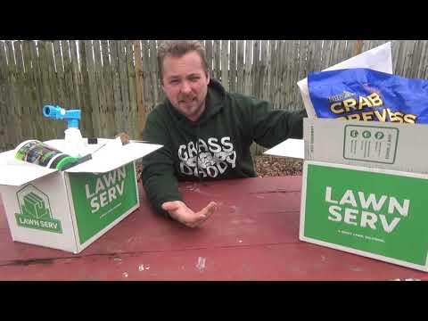 Lawn Serv - DIY Lawn Care in a Box