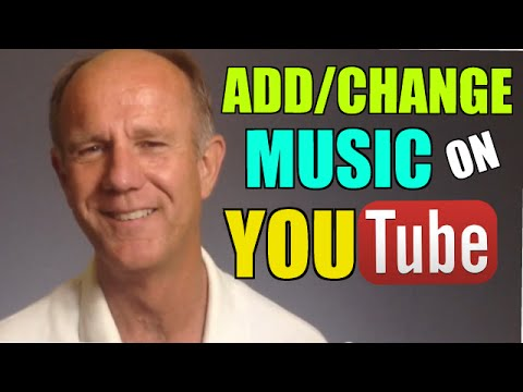How To Add Or Change Music On YouTube Videos With YouTube Video Editor