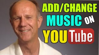 How To Add Or Change Music On YouTube Videos With YouTube Video Editor(How To Add Or Change Music On YouTube Videos With YouTube Video Editor http://www.drostdesigns.com/get-youtube-traffic Do you want to add a music ..., 2015-01-16T13:00:20.000Z)