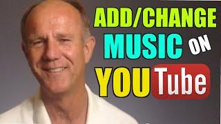 как добавить звук в видео