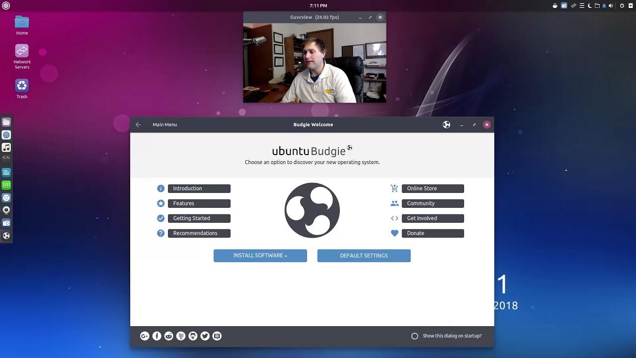 install budgie desktop ubuntu 18.04