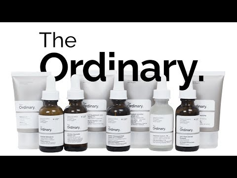 The Ordinary Skincare - Everything You Need To Know!