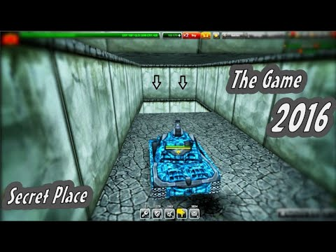 Tanki Online Secret  Place 2016