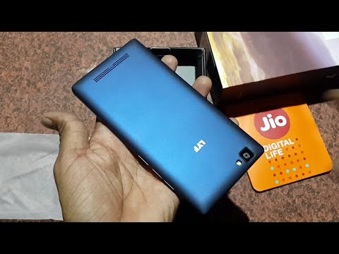 LYF WIND 7 Unboxing and Review
