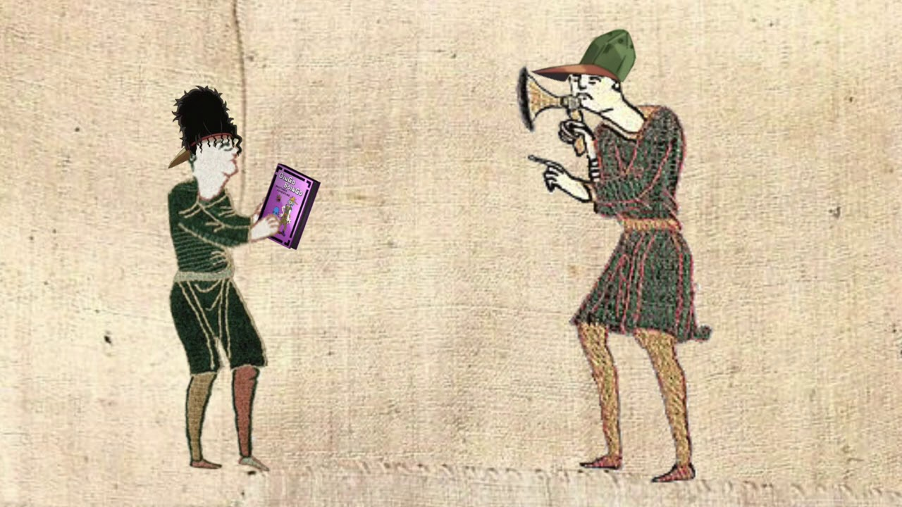 Oingo Boingo Brothers ED (Medieval Style) - Jojo's Bizarre Adventure: Stardust Crusaders