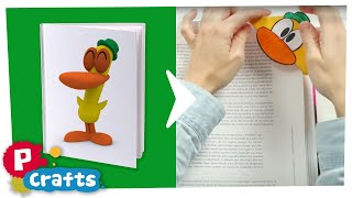 ✂️ 3 PATO CRAFTS for kids [ 8 minutes ] | POCOYO 5 minutes DIY  life HACKS