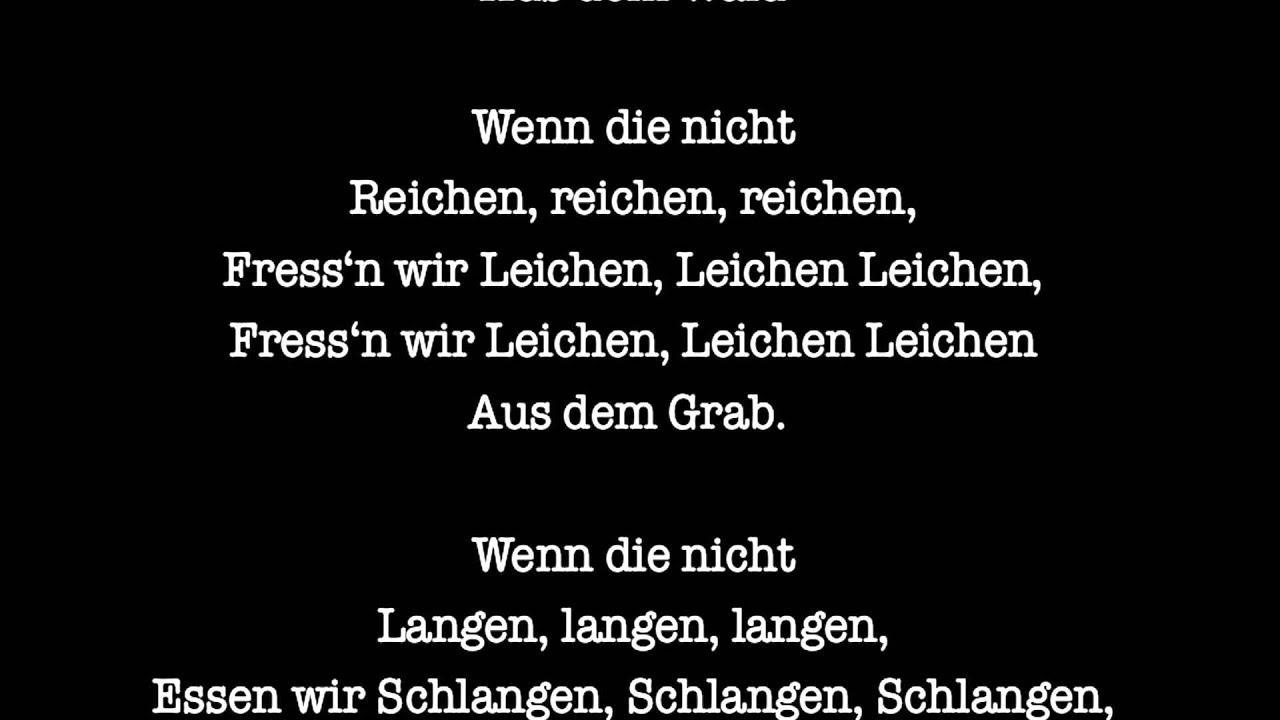 Wir Haben Hunger- Full Song - Deutsch lernen - YouTube