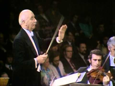 "Vaughan Williams 'Job' - Sir Adrian Boult conducts ""Saraband"" & ""Satan's Dance"""