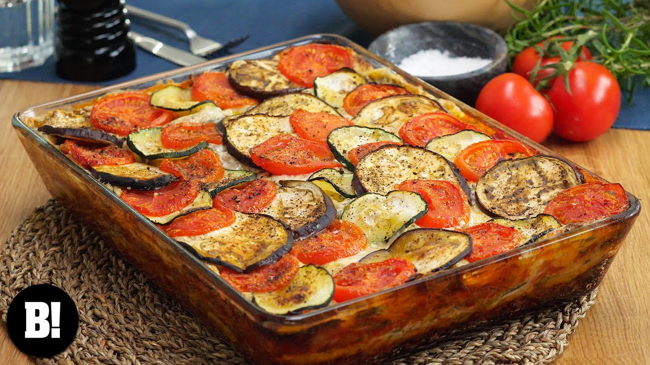 Amazing Vegan Lasagne Recipes