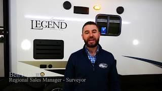 2020 Surveyor Legend 296QBLE Tour