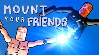 YOUTUBER EDITION! - Mount Your Friends