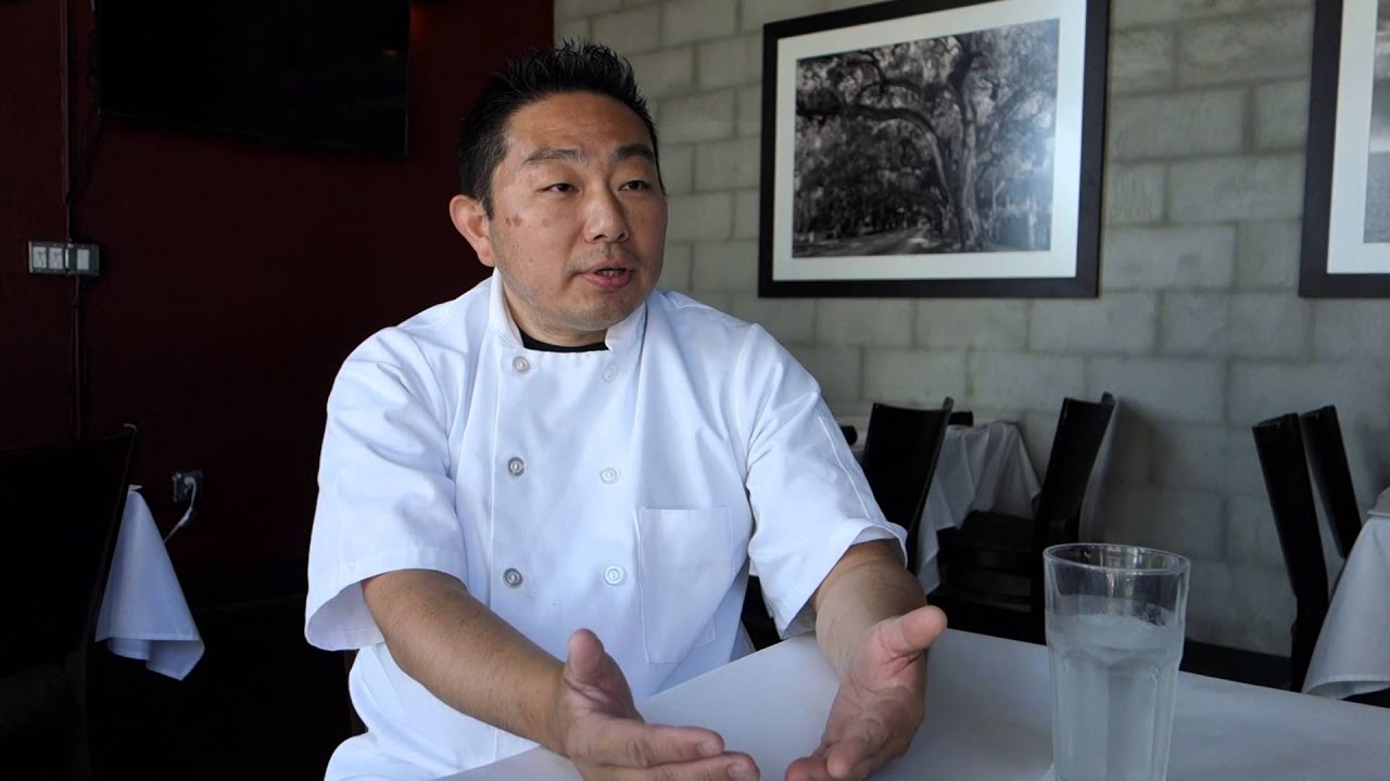 A Sitdown Interview with Master Sushi Chef Hiro Terada - YouTube