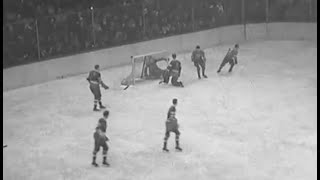NHL Oldest Footage (1925 - 1936)