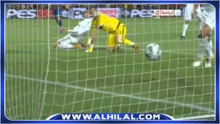 برشلونة 3 - 2 ريال مدريد | اهداف نهائي كأس السوبر 2011 HD